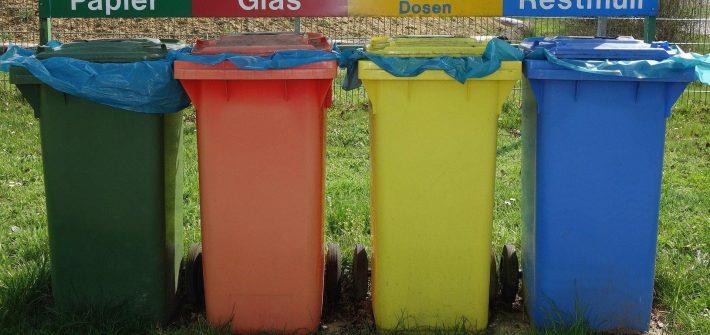 Müll trennen aber richtig